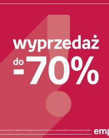 EMPIK do -70%!
