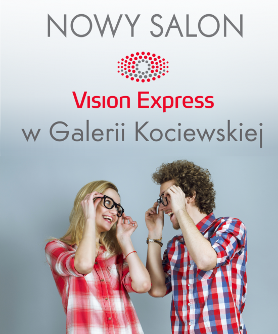 NOWY SALON VISION EXPRESS